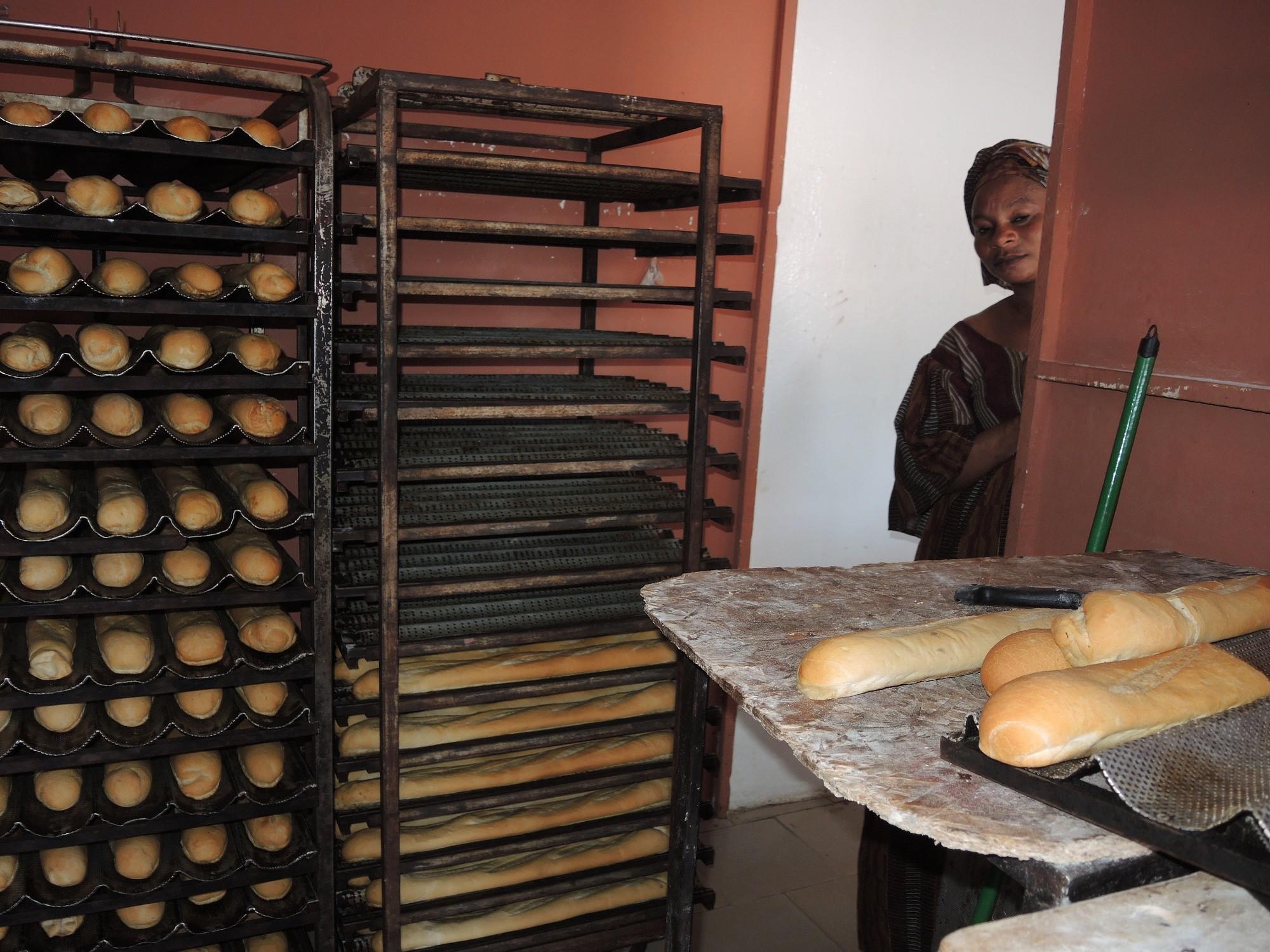 La Boulangerie à Nguekokh